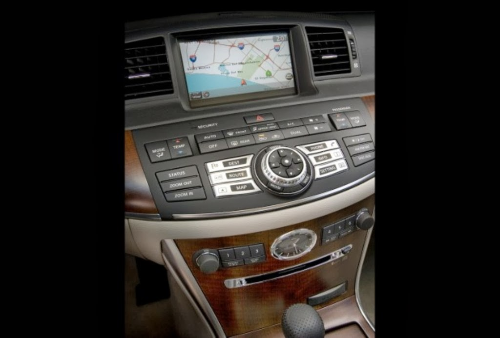 Infiniti M45x 5 Pictures Best Prices Globe In The World