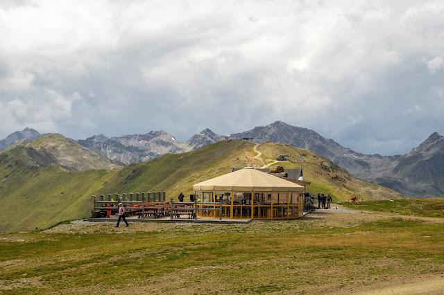 Alpenrosensteig vom Fisser Joch nach Fiss  Wanderung Serfaus-Fiss-Ladis 10