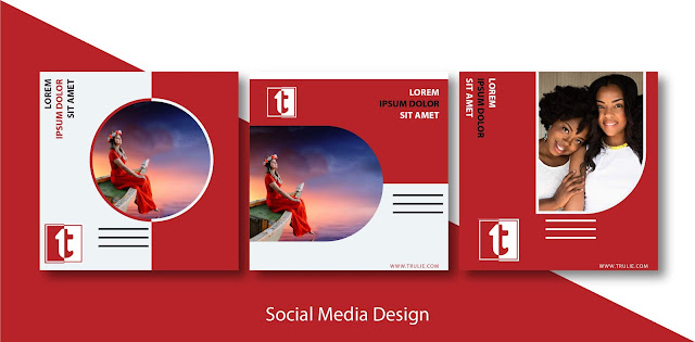 Social Media Design for (TrueLie) App