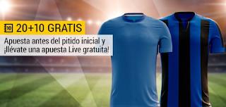 bwin promocion Napoles vs Atalanta 2 enero
