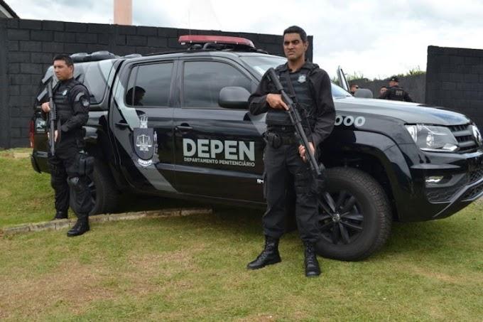 Depen lança concurso com 309 vagas e salários de até R$ 6 mil