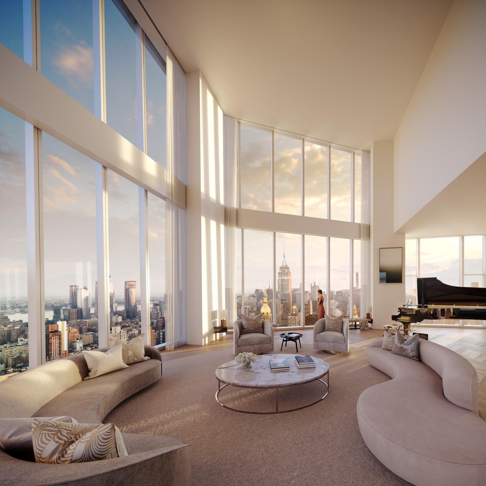 Madison Square Park Tower 77M Penthouse