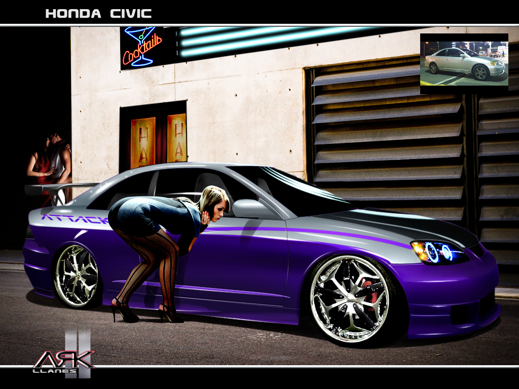 Virtual Tuning Design By Ark Llanes