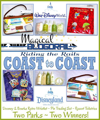 Magical Blogorail Coast-to-Coast Giveaway