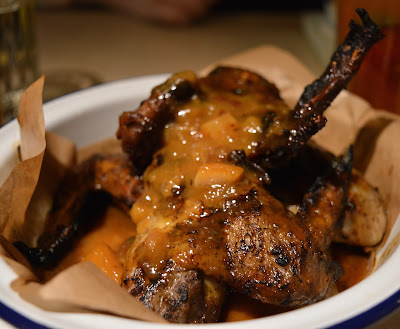 Jerk Chicken Wings from Turtle Bay Newcastle