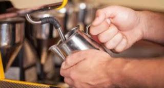 Tips Rahasia Barista Kafe Yang Belum Terbongkar