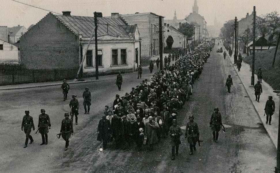 Image result for pierwszy transport do auschwitz