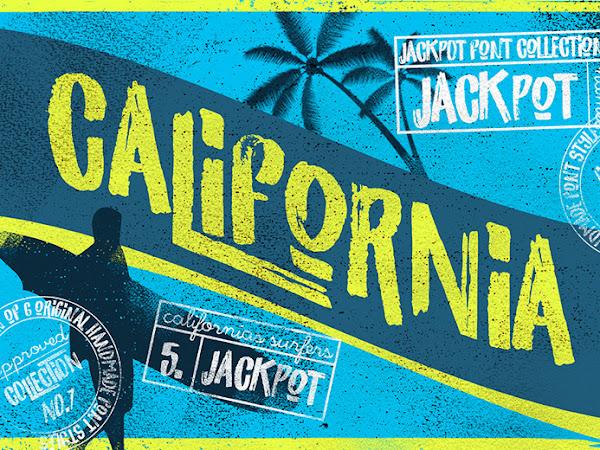 California Brush Script Font Free Download