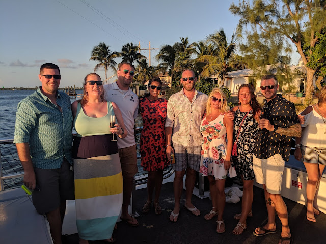Key West cocktail cruise