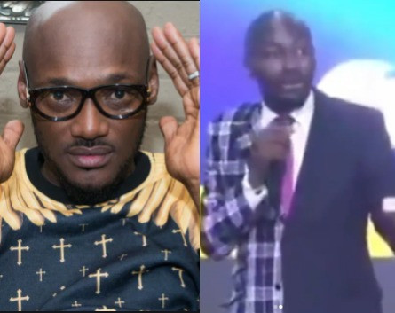 """""""Don't come to me with your religious arrogance""""- 2face reacts to Apostle Suleiman's video"""