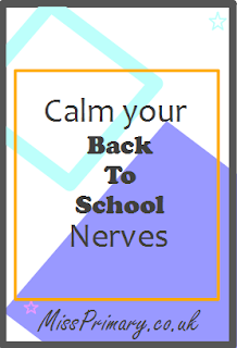 teacher anxiety back to school nerves