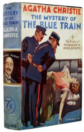 Agatha Christie - El misterio del tren azul