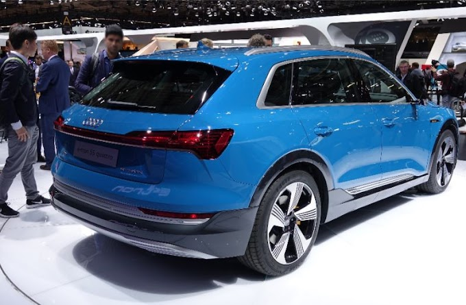 Audi e-tron 55 Quattro Specification and Price in India