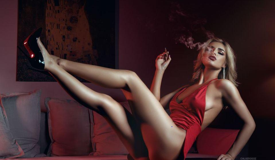 ChloeRosse Model GlamourCams
