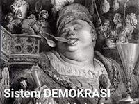 KHILAFAH SISTEM POLITIK TERBARU, DEMOKRASI SUDAH LAMA MEMBUSUK