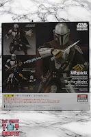 S.H. Figuarts The Mandalorian (Beskar Armor) Box 03