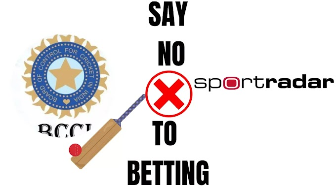BCCI SAY NO TO BETTING AND  FINDS THIS WHOLE NEW WAY OF STOP BETTING