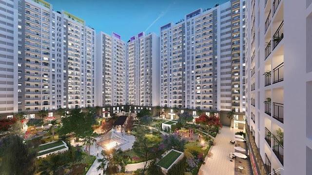 Dự án Le Grand Jardin Long Biên dành cho đối tượng tầm trung
