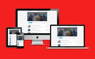 Nextbite Responsive Blogger Template - Responsive Blogger Template