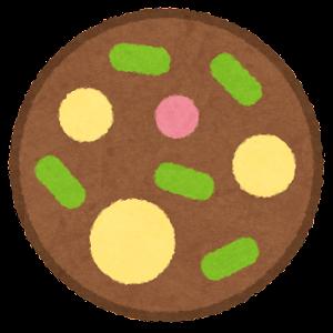 褐色脂肪細胞のイラスト