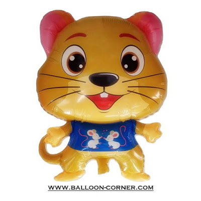Balon Foil Tikus Jerry