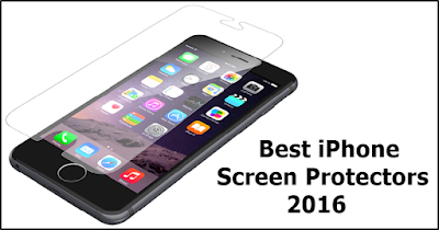 Best iPhone Screen Protectors 2016
