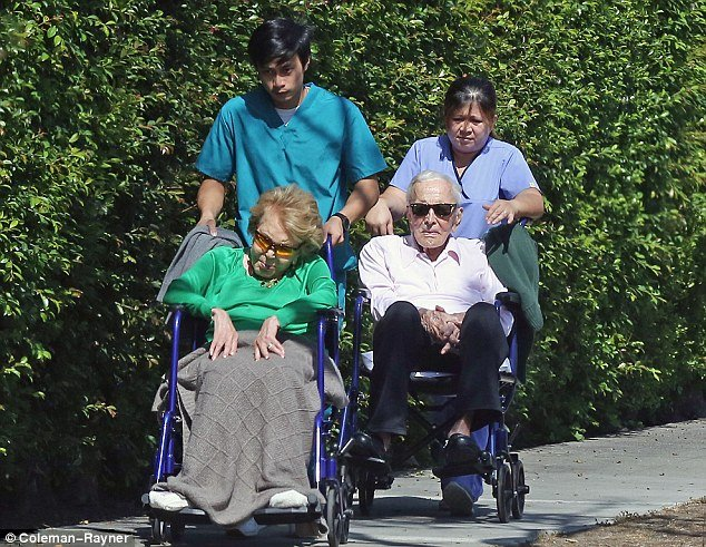 101 years old and his 99 year old wife