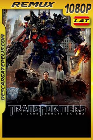Transformers: El Lado Oscuro de La Luna (2011) 1080P BDREMUX Latino – Ingles