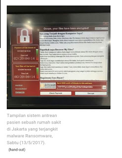 Apa sih virus WannaCry