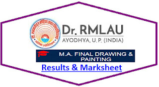 RMLAU MA Drawing & Painting Final Result 2021