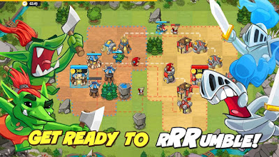 Like a King: Tower Defence Royale TD Mod Apk Download
