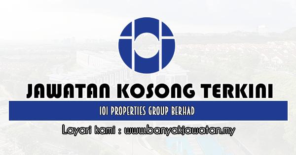 Jawatan Kosong 2020 di IOI Properties Group Berhad