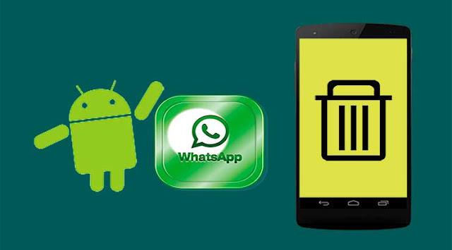 Cómo leer mensajes que ha sido eliminados de Whatsapp con WhatsRemoved