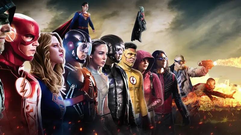 Wallpaper Dengan Karakter Superhero