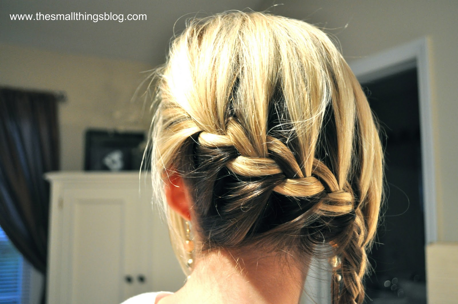 Wrap Around French Braid