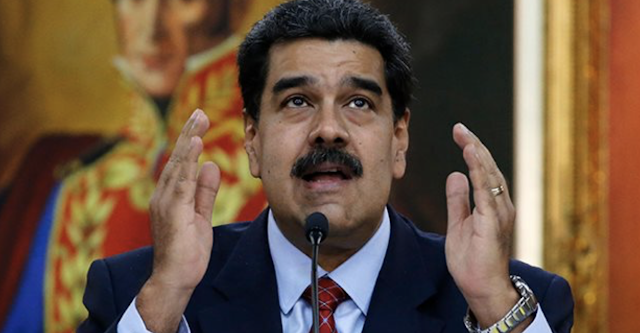 Venezuela Says 'Ta-Ta' To CNN