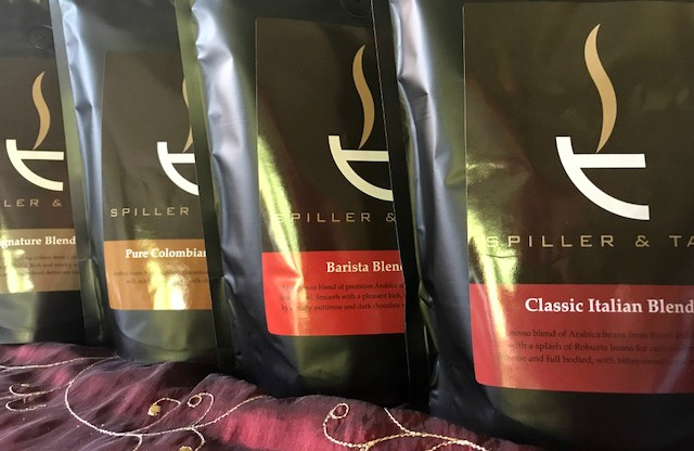 spiller and tait coffee