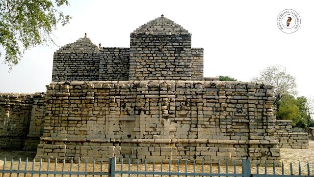 सिरपुर के मंदिर