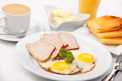 Ăn sáng đầy đủ - chế độ tăng cân cấp tốc hiệu quả