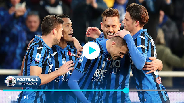 Atalanta vs Parma Highlights