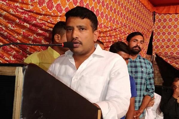 Ajay-Baisla-BJP-Faridabad