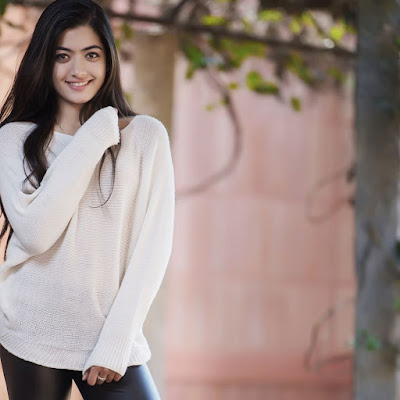 Telugu Actress Rashmika Mandanna  IMAGES, GIF, ANIMATED GIF, WALLPAPER, STICKER FOR WHATSAPP & FACEBOOK