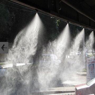 رذاذ ماء ..انظمة ضباب للبيع