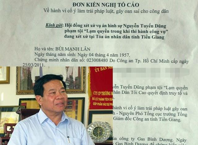 Tướng Nguyễn Việt Thành lợi dụng vụ án Năm Cam như thế nào?