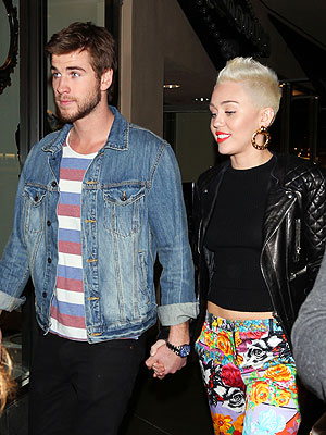 Miley Cyrus and Liam Hemsworth already married?