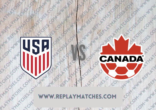 United States vs Canada -Highlights 18 July 2021