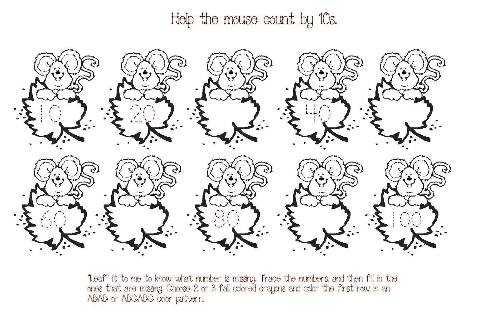 15 Leaf Themed Math Worksheets Classroom Freebies