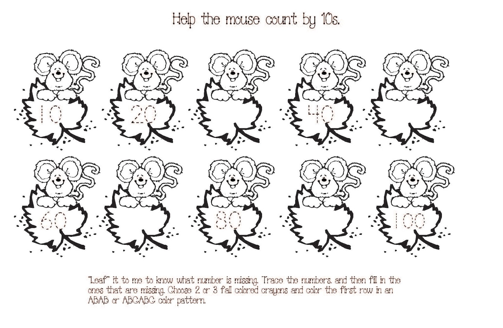 worksheet Count By 10s Worksheet counting by 10s worksheet free worksheets library download and cl ssroom freebies 15 le f med m th w ksheets