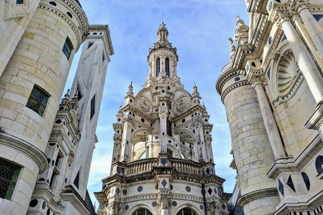 Loire Valley Itinerary: Chateau Chambord