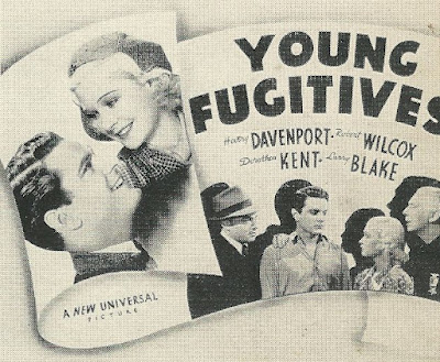 Watch Young Fugitives (1938) streaming full film